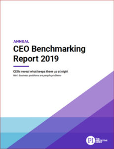 CEO Benchmarking Report 2019