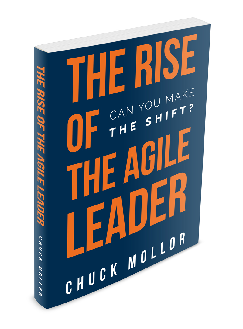Book - The Rise of the Agile Leader